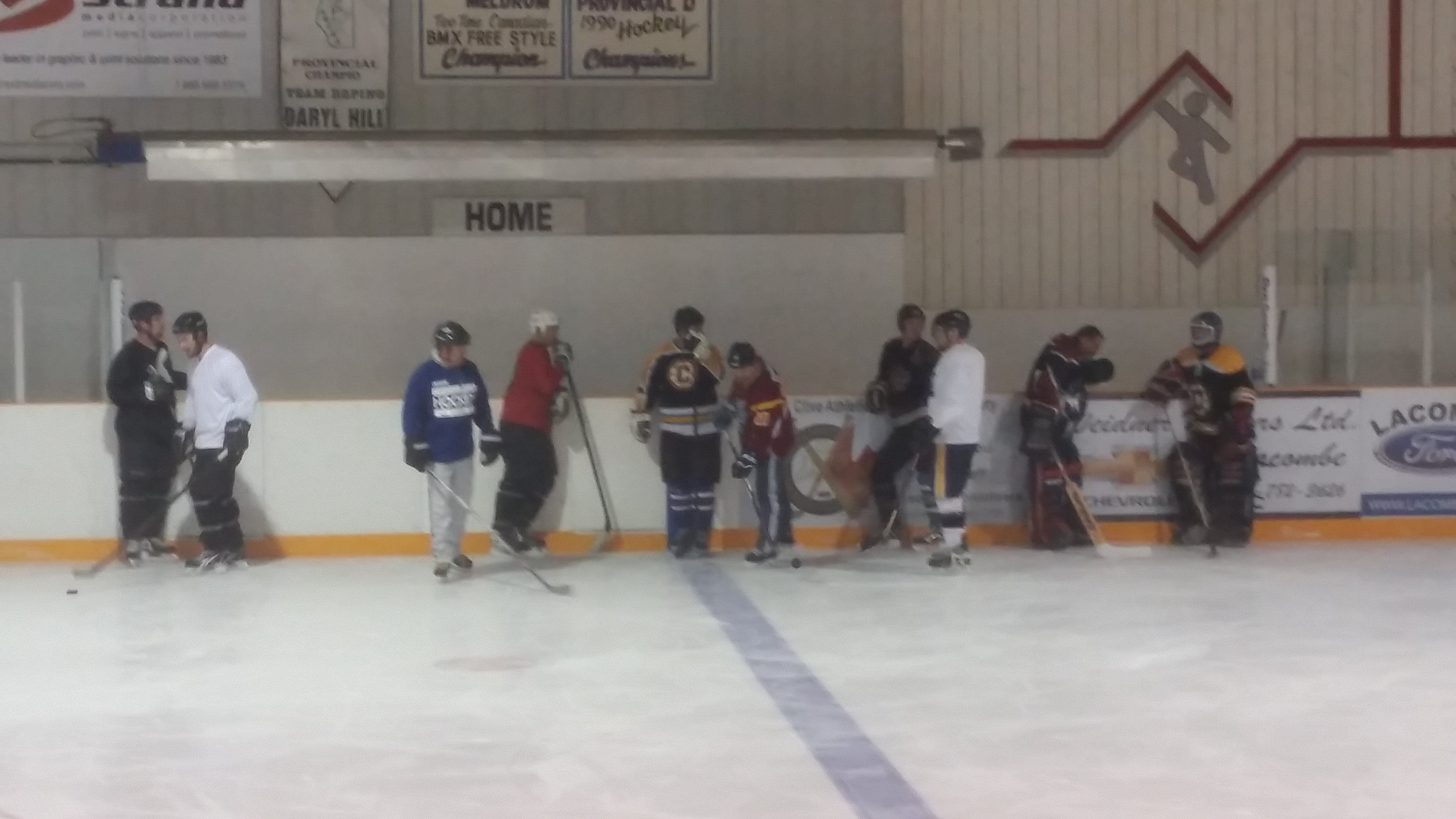 January 2015 mens hockey
